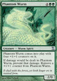 Phantom Wurm - Time Spiral
