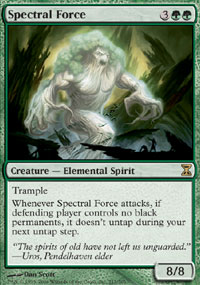 Spectral Force - Time Spiral