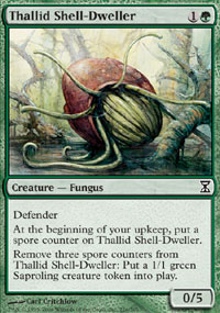 Thallid Shell-Dweller - Time Spiral