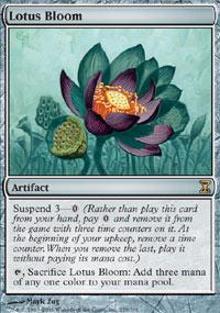 Lotus Bloom - Time Spiral
