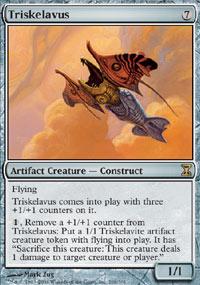 Triskelavus - Time Spiral