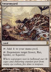 Swarmyard - Time Spiral