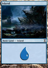 Island 1 - Time Spiral
