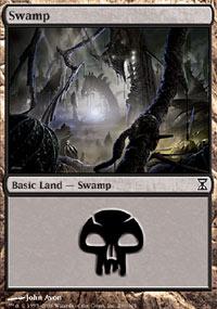 Swamp 1 - Time Spiral