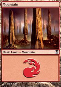 Mountain 1 - Time Spiral