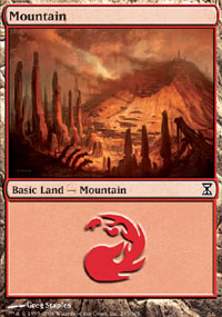 Mountain 4 - Time Spiral