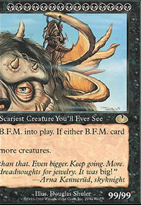 B.F.M. (Big Furry Monster) (2/2) - Unglued