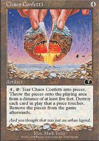 Chaos Confetti - Unglued