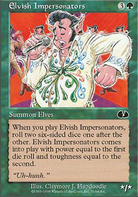 Elvish Impersonators - Unglued