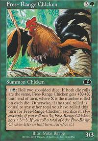 Free-Range Chicken - Unglued