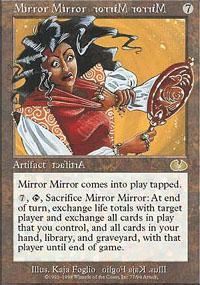 Mirror Mirror - Unglued