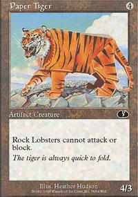Paper Tiger - Unglued