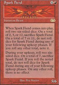 Spark Fiend - Unglued