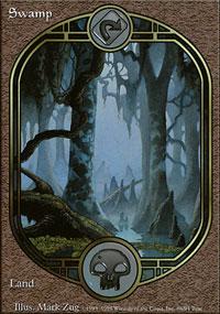 Swamp - Unglued