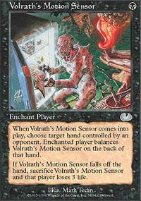 Volrath's Motion Sensor - Unglued