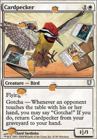 Cardpecker - Unhinged