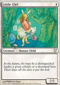 Little Girl - Unhinged