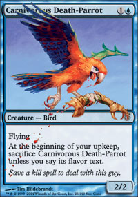 Carnivorous Death-Parrot - Unhinged