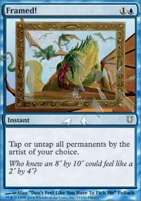Framed! - Unhinged