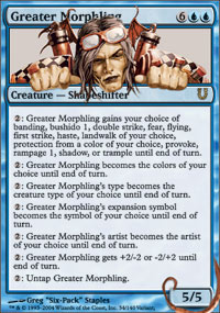 Greater Morphling - Unhinged