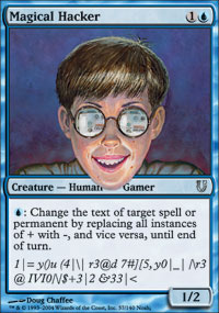 Magical Hacker - Unhinged