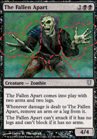 The Fallen Apart - Unhinged