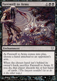 Farewell to Arms - Unhinged