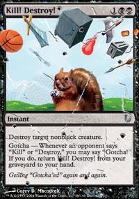 Kill! Destroy! - Unhinged