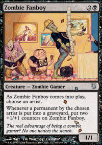 Zombie Fanboy - Unhinged