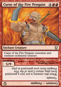 Curse of the Fire Penguin - Unhinged
