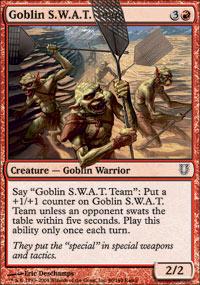 Goblin S.W.A.T. Team - Unhinged