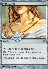 Mox Lotus - Unhinged