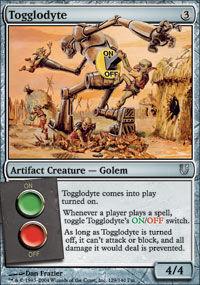 Togglodyte - Unhinged