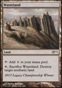Wasteland - Ultra Rare Cards