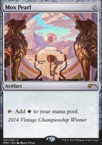 Mox Pearl - Ultra Rare Cards