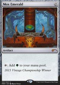Mox Emerald - Ultra Rare Cards