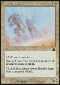 Wall of Glare - Urza's Destiny