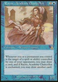 Rayne, Academy Chancellor - Urza's Destiny