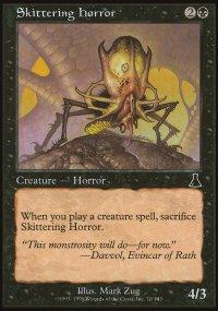 Skittering Horror - Urza's Destiny