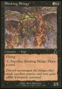 Slinking Skirge - Urza's Destiny