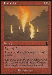 Flame Jet - Urza's Destiny