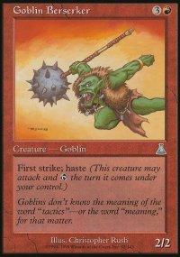 Goblin Berserker - Urza's Destiny