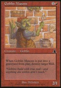 Goblin Masons - Urza's Destiny