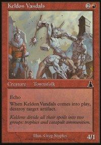 Keldon Vandals - Urza's Destiny