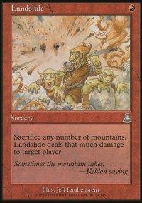 Landslide - Urza's Destiny