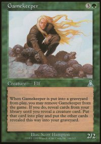 Gamekeeper - Urza's Destiny