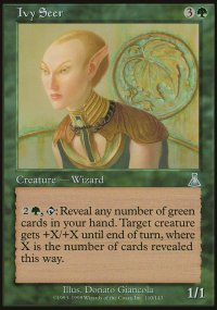 Ivy Seer - Urza's Destiny