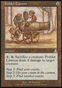 Fodder Cannon - Urza's Destiny