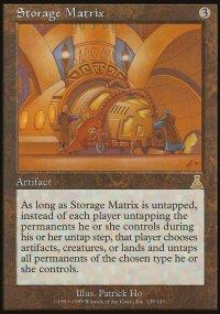 Storage Matrix - Urza's Destiny