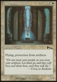Angelic Curator - Urza's Legacy